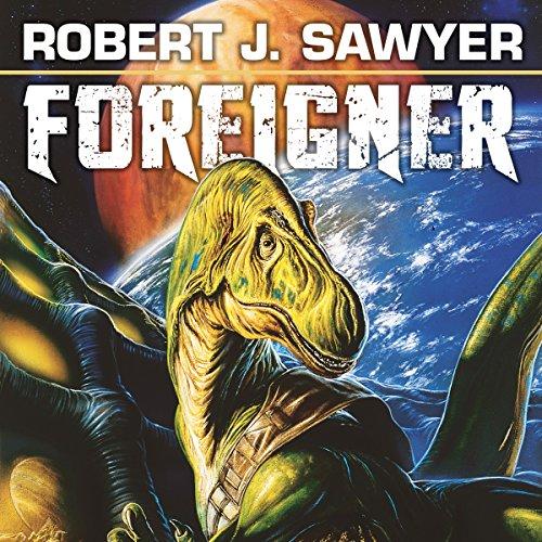 Foreigner audiobook cover art