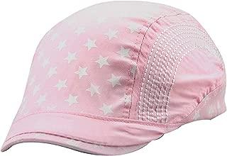 MTFS Child Cotton Star Sport Newsboy Caps Flat Hats Gatsby Peaked Cap