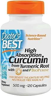 Doctors Best, Curcumin, 120 Count