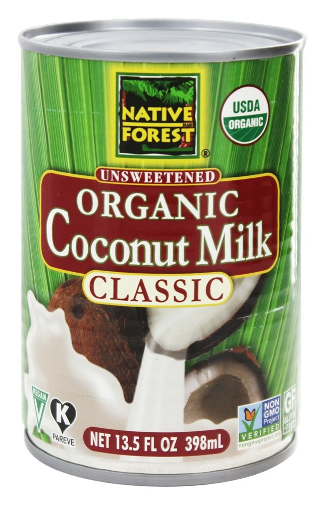 Long-awaited Native Forest - Coconut Milk Organic Unsweetened 13.5 Raleigh Mall Classic