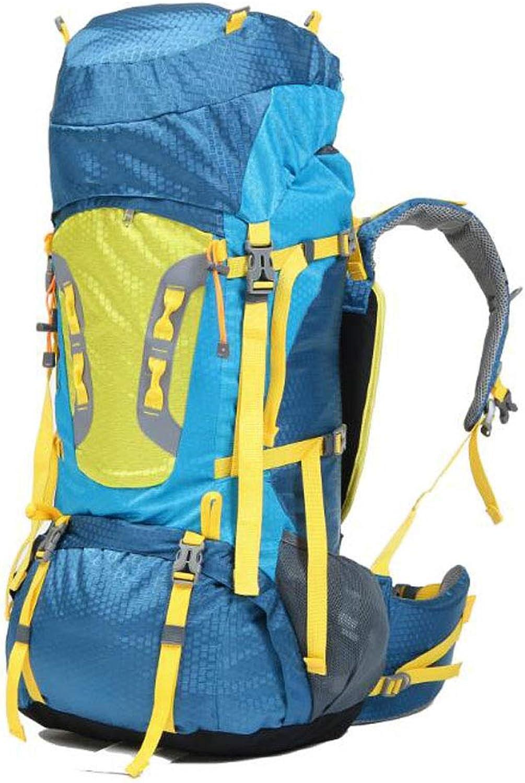 Outdoor Sports Backpack, Travel Hiking, Shoulder Climbing Bag, Large Capacity 80L