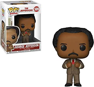 Funko Pop! TV: The Jefferson's - George Jefferson Toy, Multicolor