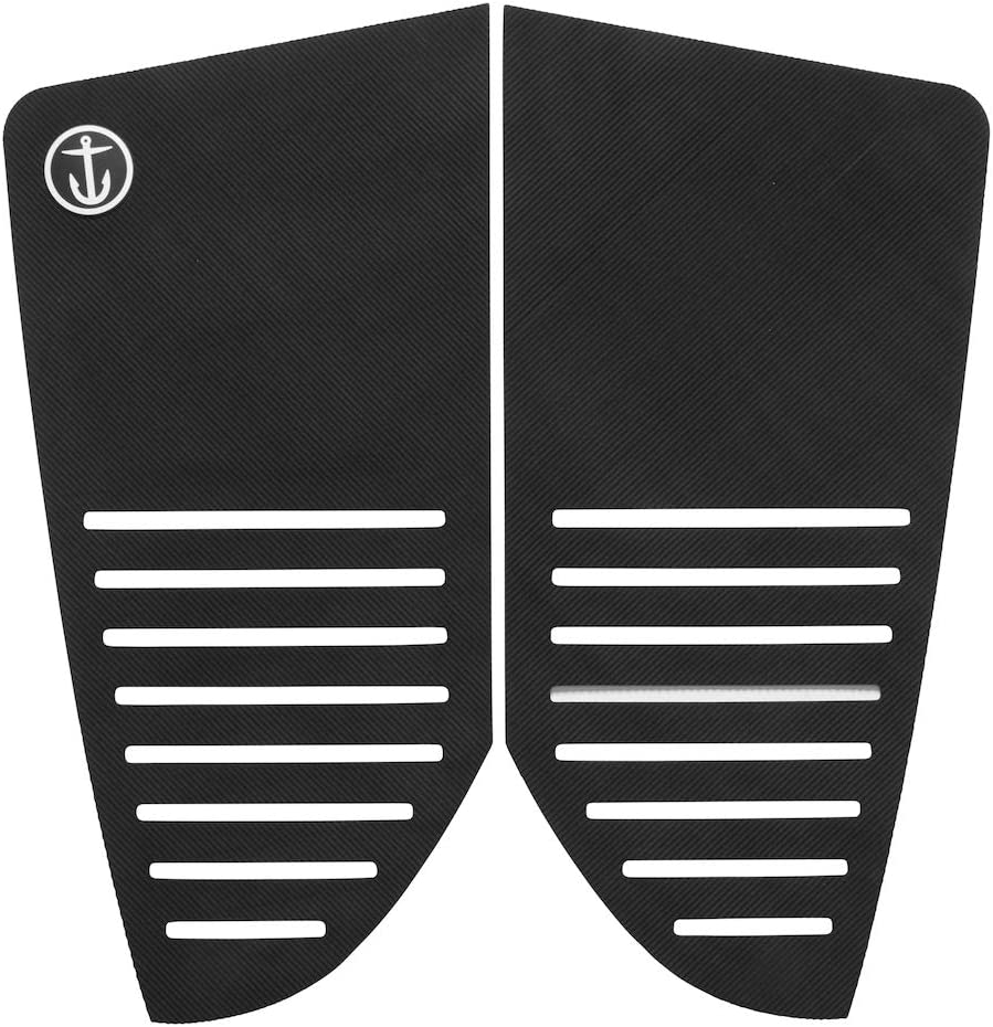 New mail order Captain It is very popular Fin Co. Trooper Traction Black Pad