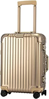 [ リモワ ] RIMOWA オリジナル キャビン S 31L 4輪 機内持ち込み スーツケース キャリーケース キャリーバッグ 92552034 Original Cabin S 旧 トパーズ [並行輸入品]