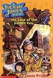 The Case of the Golden Key (Jigsaw Jones Mystery)