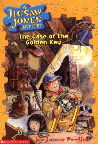 The Case of the Golden Key (Jigsaw Jones Mystery)の詳細を見る