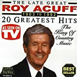 The Late, Great Roy Acuff von Roy Acuff
