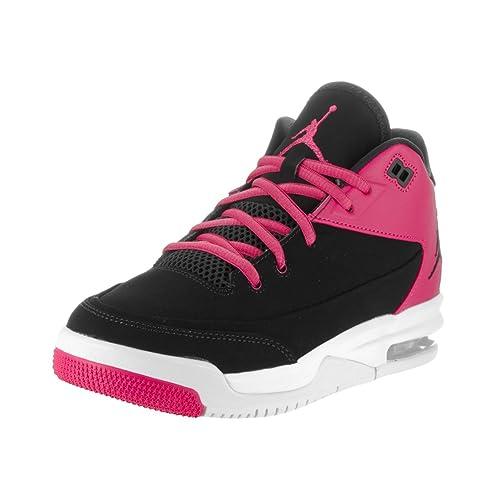 hot sales f2615 9b65b Pink and Black Jordans: Amazon.com