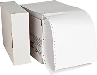 Sparco Computer Paper, Plain, 20 lbs., 9-1/2 x 11 Inches, 2300 Count, White