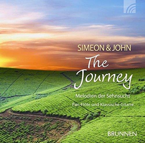 The Journey. CD. . Melodien der Sehnsucht. Pan-Flöte und Klassische Gitarre