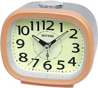Rhythm CRA846NR14 Value Added Melody Bell Alarm Table Clock