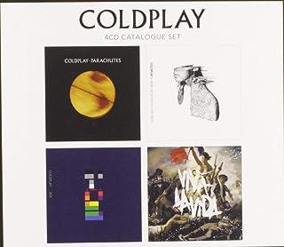 4 CD Catalogue Set