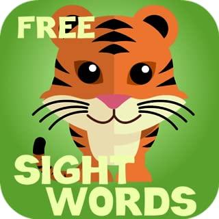 Kindergarten Sight Words Free: palabras de alta frecuencia para aumentar la fluidez de lectura