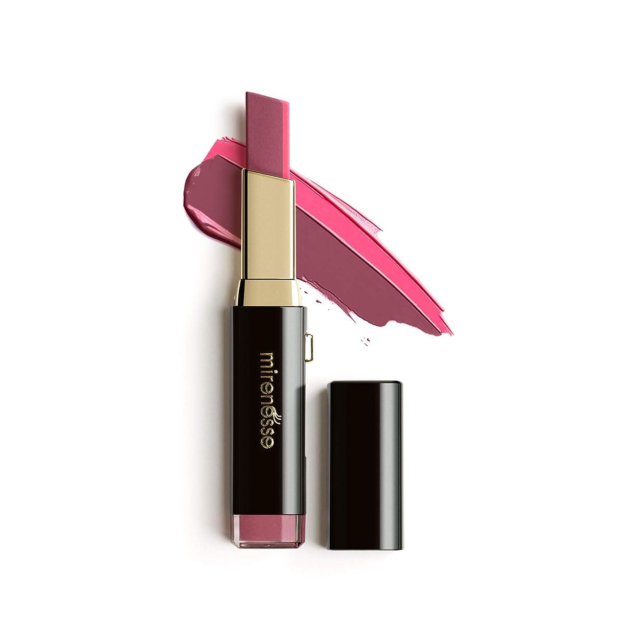 ショットセイはさておき拍手Mirenesse Cosmetics Maxi-tone Lip Bar 1. Freedom