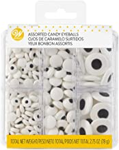 Food Items Decorations, us:one size, Assorted Candy Eyeballs Tackle Box