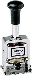 Kw-Trio 0260  Timbro numerato, a 6 cifre, Colore inchiostro: Nero