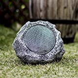 Roaming Light Multi-Linkable Solar Bluetooth Speaker(Set up with Main&Satellite Speaker Sold Separately)-Main Speaker, Waterproof, Portable and Wireless for Outdoor Use