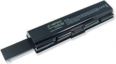Vinitech Akku mit 11 1V 6600mAh f r Toshiba Satellite A500-18T  A500-19D  A500-19E  A500-19L  A500-19N  A500-19X  A500-1DU  A500-1EC  A500-1F7  A500-1GL  A500-1GM  A500-1GP  A500-1GR  A500-ST5601  A500-ST5602  A500-ST5605  A500-ST5606  A500-ST5607  A500-S