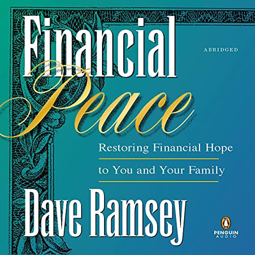 Financial Peace Audiobook By Dave Ramsey cover art