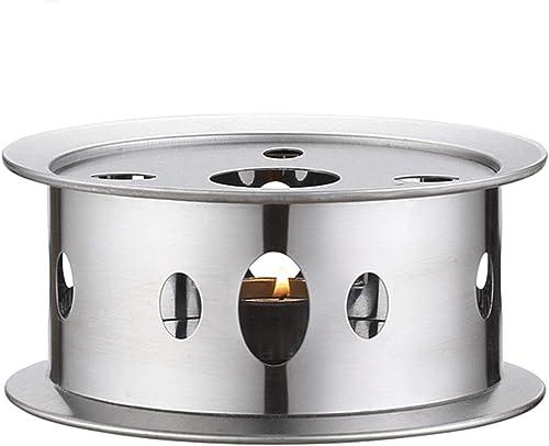 tea stove tea set accessories Mgsiko Teapot warmer heating tea cosy coffee maker base with removable base 2.75 inch calibre teapot warmer for teapot