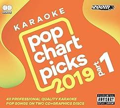 Zoom Karaoke Pop Chart Picks 2019 (Part 1)