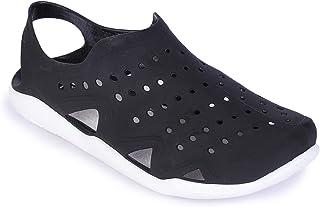 Walkfree Women's Casualwear Back Strap Flat Clogs
