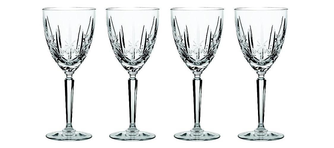 覚醒泣くこどもの宮殿(Sparkle Goblet) - Marquis by Waterford Sparkle Oversized Goblet, Set of 4