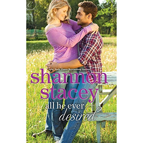 All He Ever Desired audiobook cover art