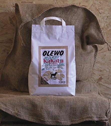 Olewo KaKaLu Pellets für Hunde 4,0 kg