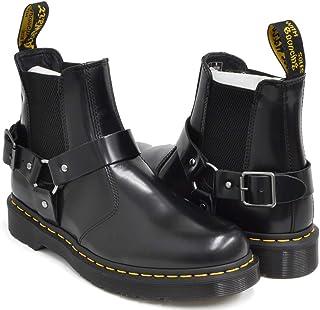 [ドクターマーチン] WINCOX CHELSEA BOOT [ウィンコックス チェルシー ブーツ サイドゴア] BLACK POLISHED SMOOTH 23866001 [並行輸入品]