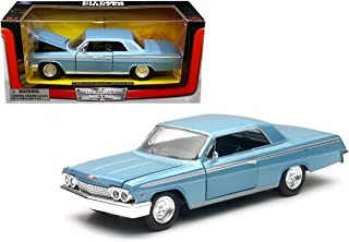 Chevrolet 1962 Impala SS Blue 1/24 by New Ray 71843 B