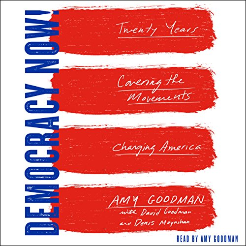 Democracy Now! audiobook cover art