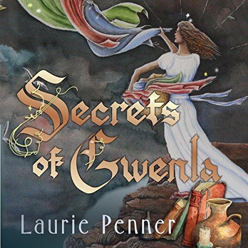 Secrets of Gwenla audiobook cover art