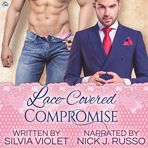 Lace-Covered Compromise audiobook cover art