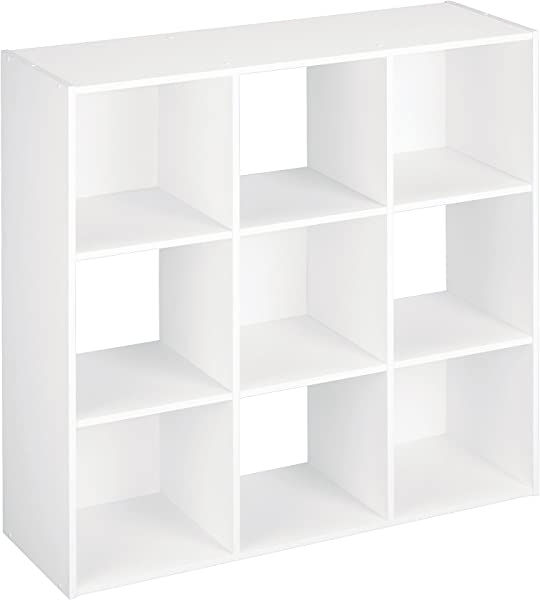 ClosetMaid 421 Cubeicals Organizer 9 Cube White