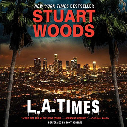 L.A. Times audiobook cover art