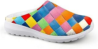 Pantuflas diseño de Rejilla, Unisex, para Adultos