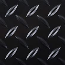 HDX 7.5 ft. x 14 ft. Diamond Black Universal Garage Flooring