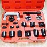 21pcs Rótula Servicio Auto reparación Remover adaptador Master Kit de herramientas Set