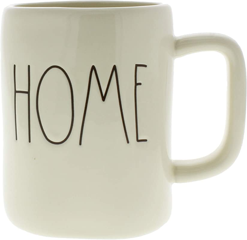 Rae Dunn By Magenta HOME Ceramic LL Coffee Mug