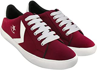 Blinder Mens Lace-Up Casual Sneakers Shoes