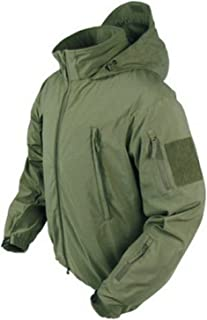 Condor Summit Soft Shell Tactical Jacket, Color Olive Drab, Size XL