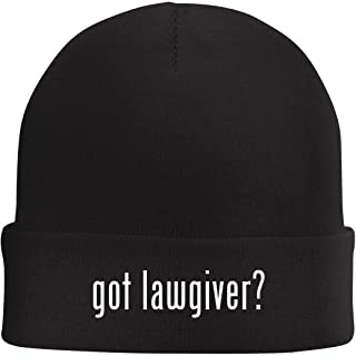 Tracy Gifts got Lawgiver? - Beanie Skull Cap with Fleece Liner