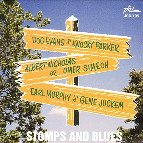 Doc Evans feat. Knocky Parker, Earl Murphy, Gene Juckem, Albert Nicholas & Omer Simeon