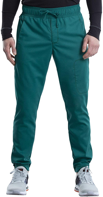 Cherokee Workwear Revolution Men Scrubs Pant Natural Rise Jogger WW012