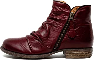 EOS Willet-W Womens Shoes Flat Ankle Boots