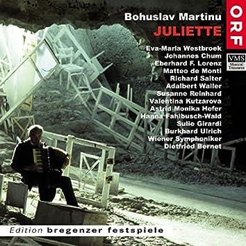 Martinů: Juliette (Bregenzer Festspiele Edition)