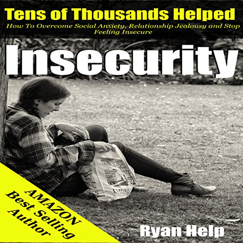 Insecurity audiobook cover art