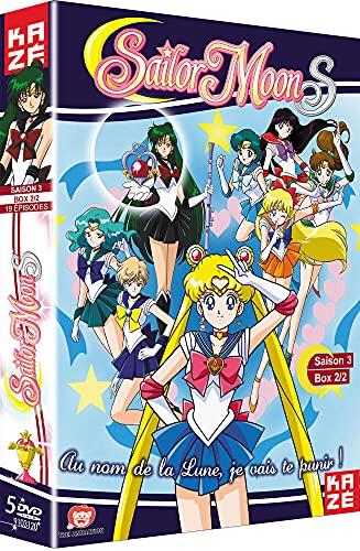 Sailor Moon S-Saison 3-Partie 2/2-5 DVD