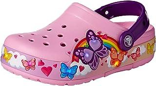 Crocs Cfl Butterflyband Lights Clog K Unisex Kids Clog